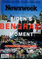Newsweek Magazine Issue 10/09/2021