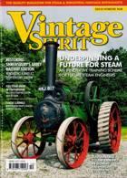 Vintage Spirit Magazine Issue OCT 21