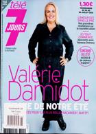 Tele 7 Jours Magazine Issue NO 3191