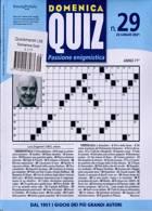 Domenica Quiz Magazine Issue NO 29