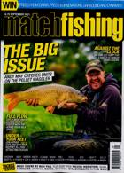 Match Fishing Magazine Issue SEP 21