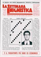 La Settimana Enigmistica Magazine Issue NO 4662