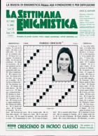 La Settimana Enigmistica Magazine Issue NO 4661