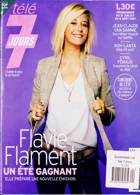 Tele 7 Jours Magazine Issue NO 3192