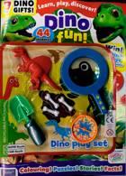 Dino Fun Magazine Issue NO 19