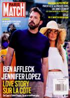 Paris Match Magazine Issue NO 3770