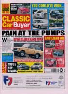 Classic Car Buyer Magazine Issue 01/09/2021