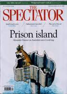Spectator Magazine Issue 28/08/2021