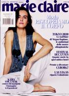 Marie Claire Italy Magazine Issue NO 7-8