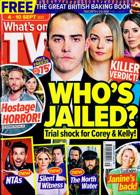 Whats On Tv England Magazine Issue 04/09/2021