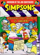 Simpsons The Comic Magazine Issue NO 42