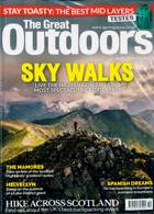 The Great Outdoors (Tgo) Magazine Issue OCT 21