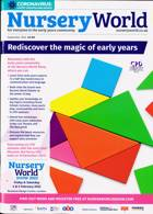 Nursery World Magazine Issue SEP 21