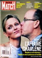 Paris Match Magazine Issue NO 3769