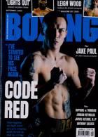 Boxing News Magazine Issue 02/09/2021