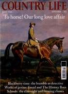 Country Life Magazine Issue 01/09/2021