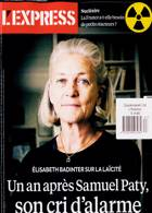 L Express Magazine Issue NO 3656/7