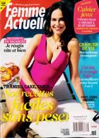 Femme Actuelle Magazine Issue NO 1921