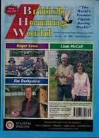 British Homing World Magazine Issue NO 7592