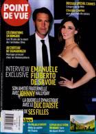 Point De Vue Magazine Issue NO 3804