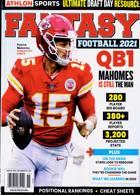 Athlon Fantasy Football Magazine Issue 15