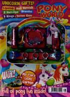 Pony World Magazine Issue NO 66