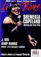 Living Blues Magazine Issue 72
