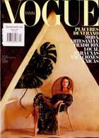 Vogue Spanish Magazine Issue NO 400