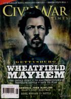 Civil War Times Magazine Issue AUG 21