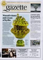 Antique Trades Gazette Magazine Issue 14/08/2021