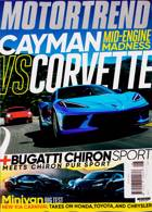 Motor Trend Magazine Issue AUG 21