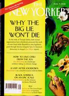 New Yorker Magazine Issue 09/08/2021