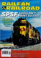 Railfan & Railroad Magazine Issue JUL 21