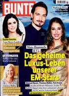 Bunte Illustrierte Magazine Issue 25