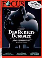Focus (German) Magazine Issue 25