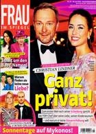 Frau Im Spiegel Weekly Magazine Issue 25