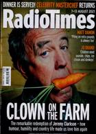 Radio Times London Edition Magazine Issue 07/08/2021
