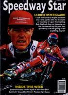 Speedway Star Magazine Issue 07/08/2021