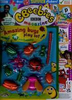 Cbeebies Magazine Issue NO 586