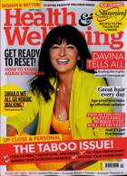 Health And Wellbeing Magazine Issue SEP 21