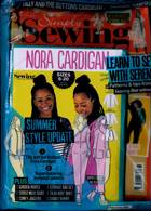 Simply Sewing Magazine Issue NO 85