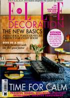Elle Decoration Magazine Issue SEP 21