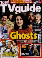 Total Tv Guide England Magazine Issue NO 32