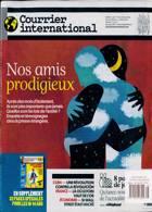 Courrier International Magazine Issue NO 1603-5
