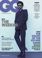 Gq Magazine Issue SEP 21