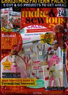 Make And Sew Toys Magazine Issue NO 7