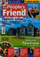 Peoples Friend Magazine Issue 07/08/2021