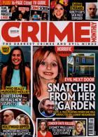 Crime Monthly Magazine Issue NO 29