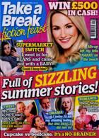 Take A Break Fiction Feast Magazine Issue SEP 21
