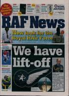 Raf News Magazine Issue NO 1518